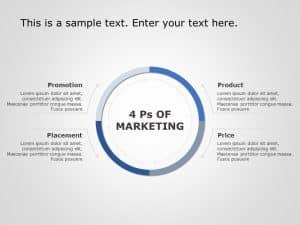 Marketing Mix PowerPoint Template