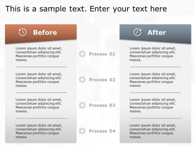 Comparison PowerPoint Template