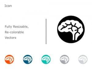 Brain Icon PowerPoint 02