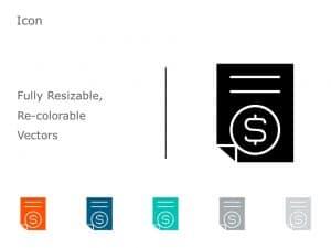 Finance Icon PowerPoint 06