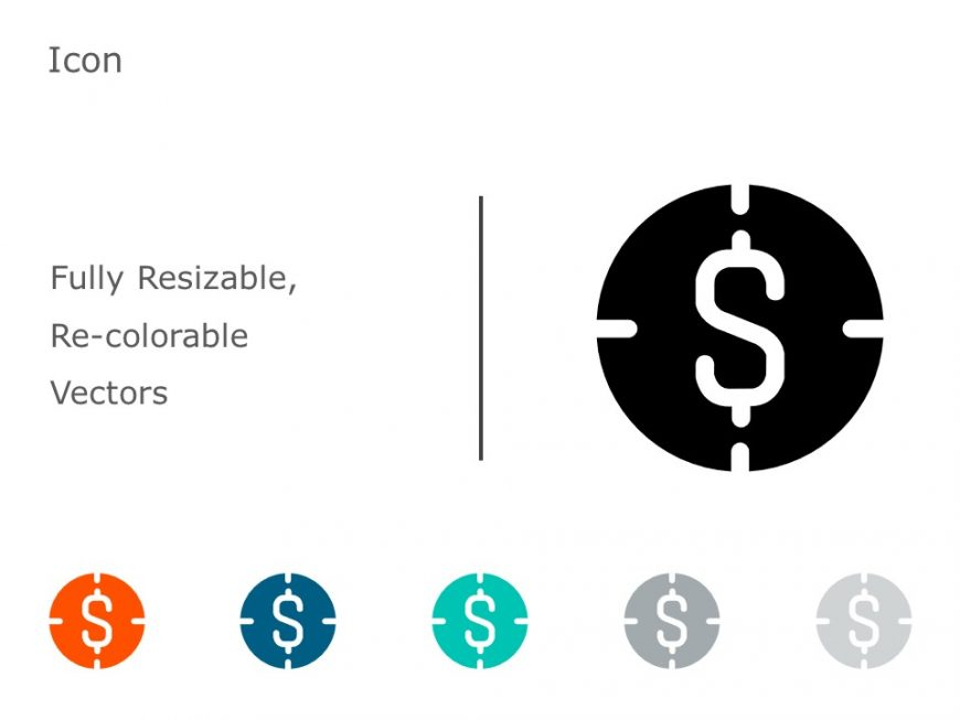 Finance Icon PowerPoint 07