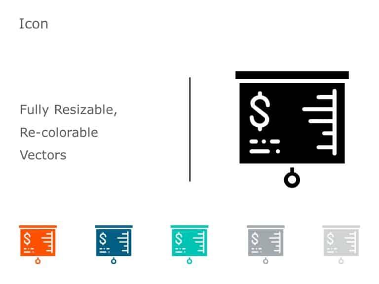 Finance Icon PowerPoint 09