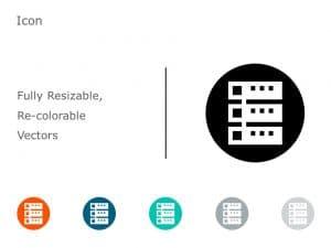 Data Icon PowerPoint 11