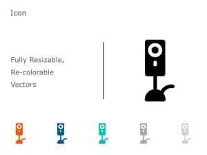Speakers Icon Vector 12