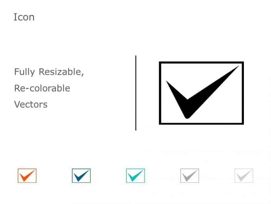 Checkmark icon 1