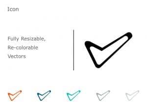 Checkmark icon 4