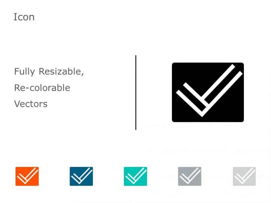 Checkmark icon 7