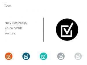Checkmark icon 8