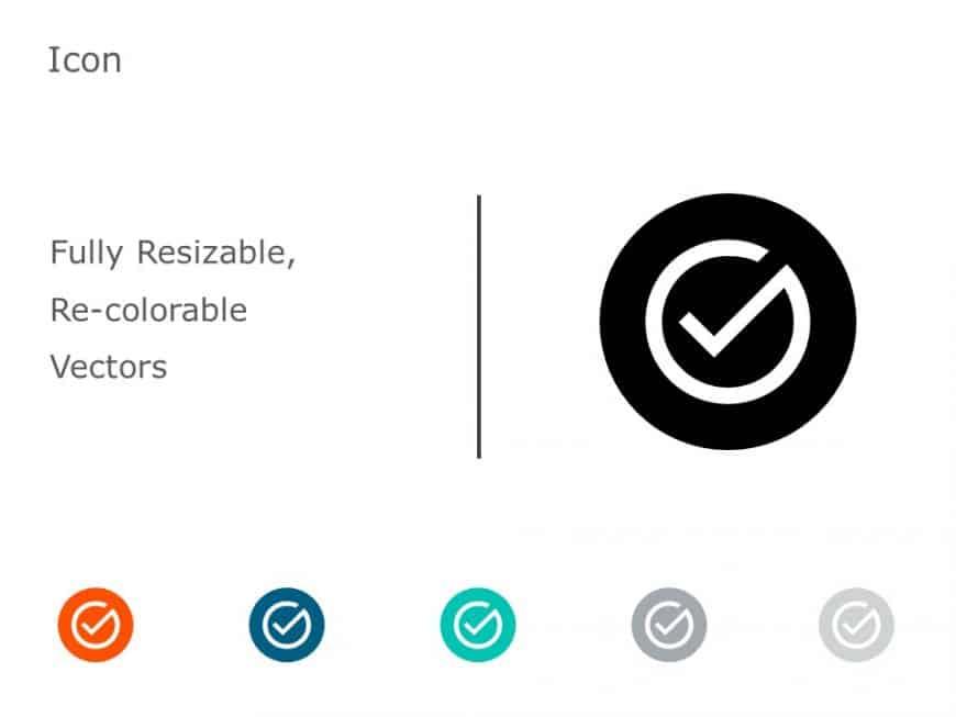 Checkmark icon 10