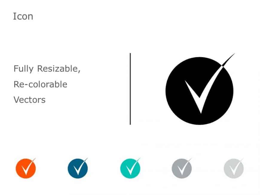 Checkmark icon 12