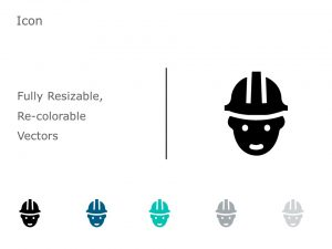 Construction Worker Icon 1