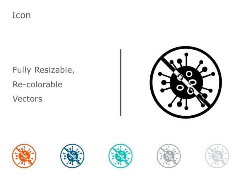 Coronavirus Icons 8