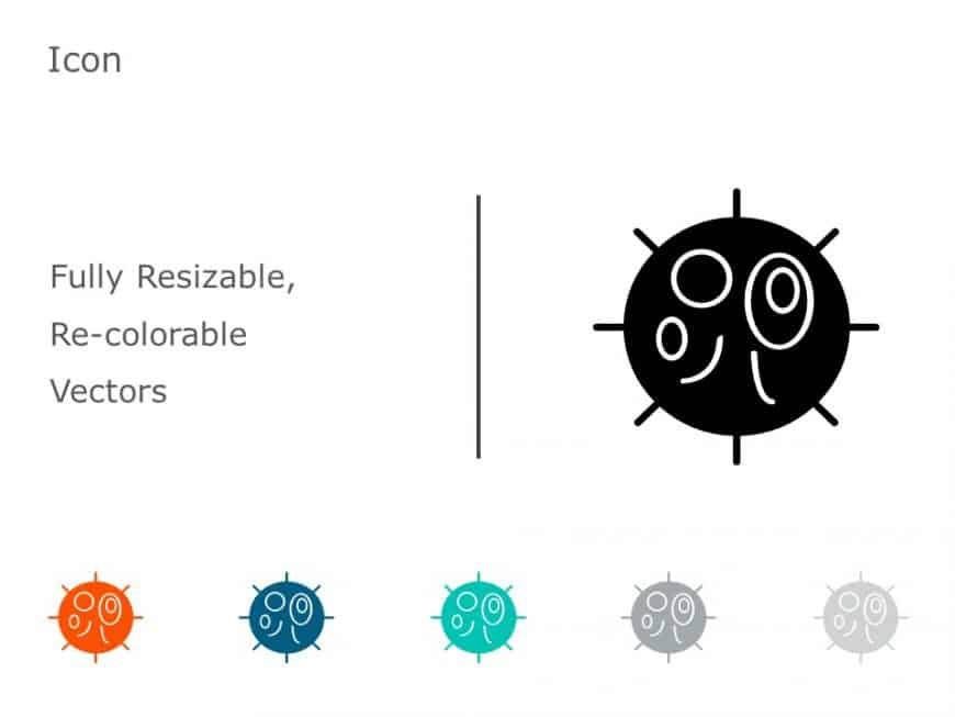 Coronavirus Icons 9
