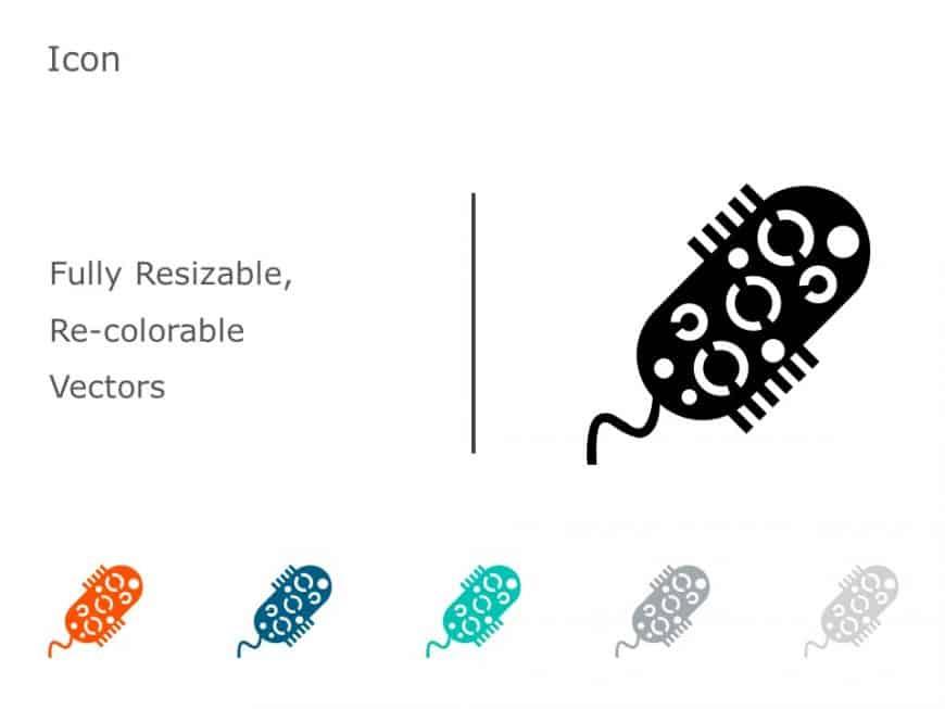 Coronavirus Icons 4