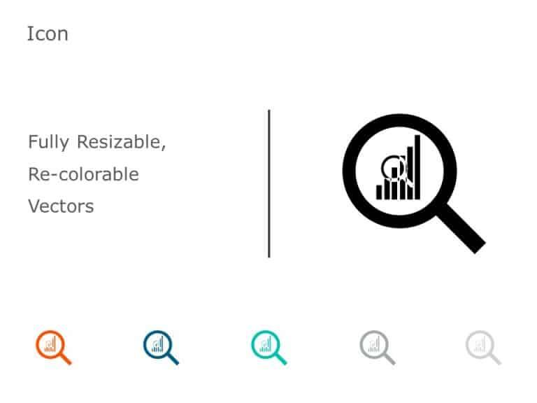 Search Analysis Icon