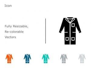Lab Coat Icon 6