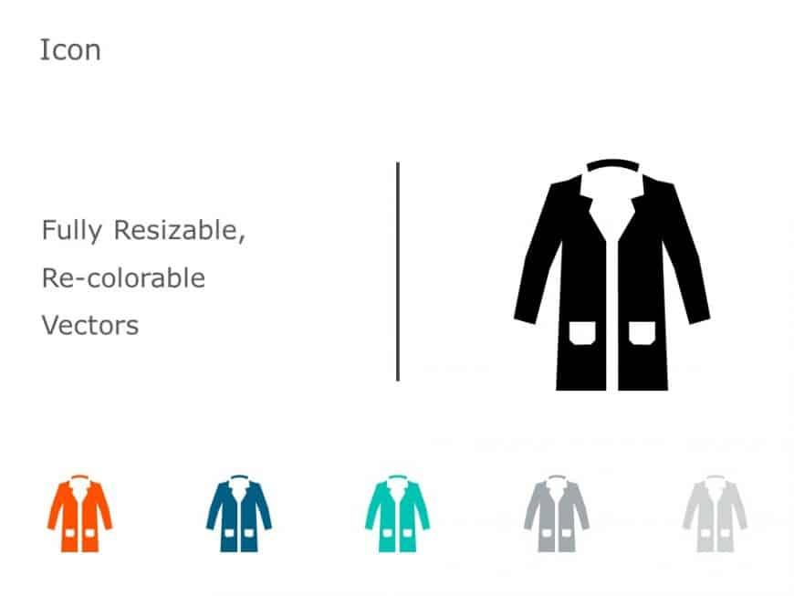 Lab Coat Icon 10