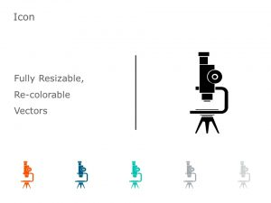 Microscope PowerPoint Icon 10