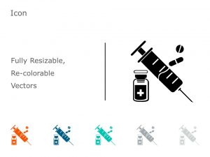 Syringe PowerPoint Icon 25