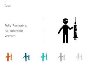 Syringe PowerPoint Icon 27