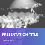 Gradient Corporate PowerPoint Theme