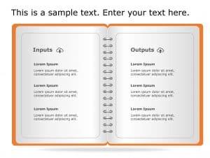 Input Output PowerPoint Template 55