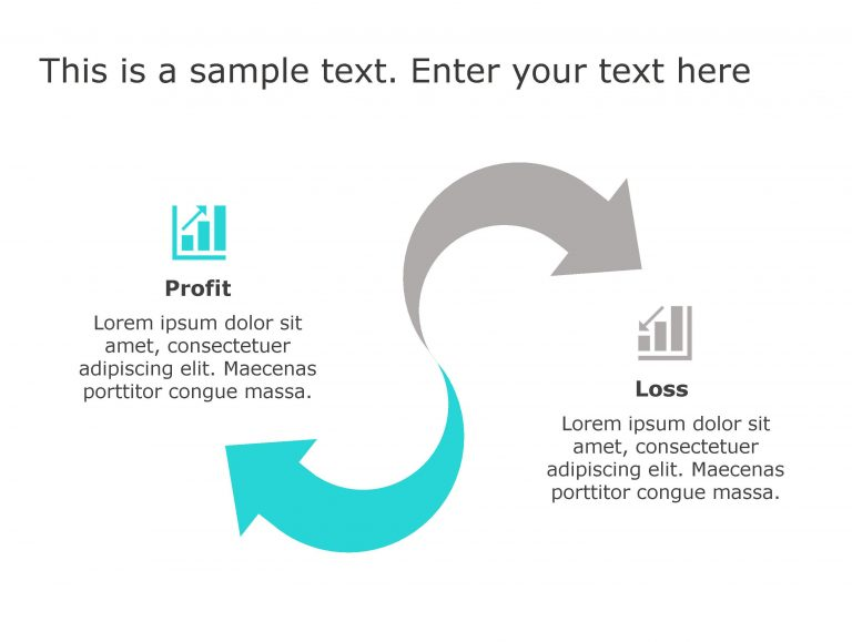 Profit Loss PowerPoint Template 81