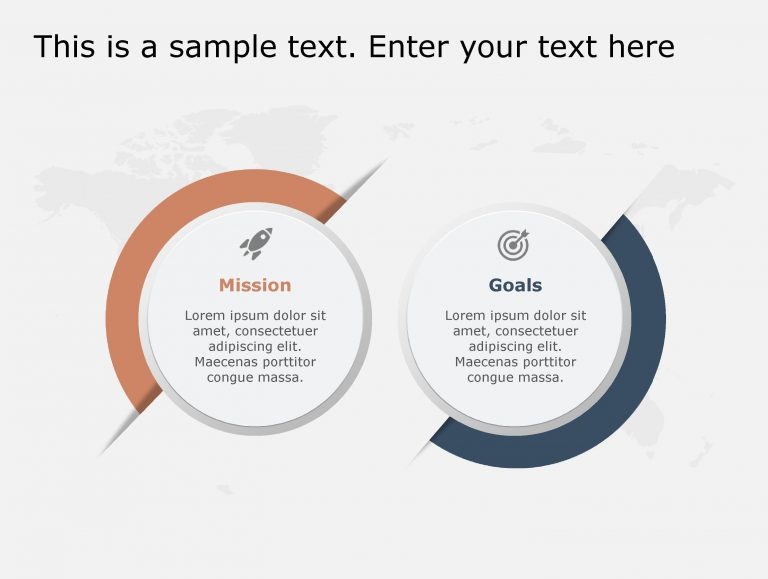 Mission Goals PowerPoint Template 119 2