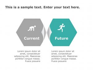 Current Future PowerPoint Template 155