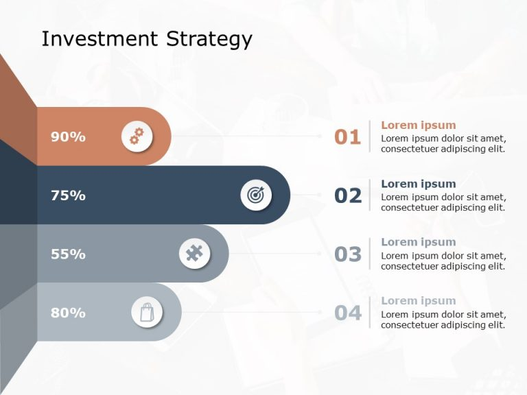 Investment Strategy for PowerPoint