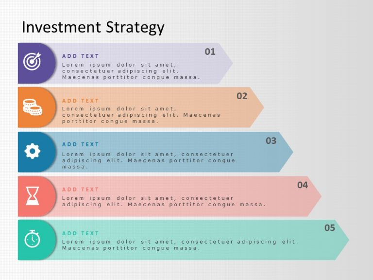 Investment Strategy for Pitch Deck