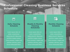 Professional Cleaning Services Template