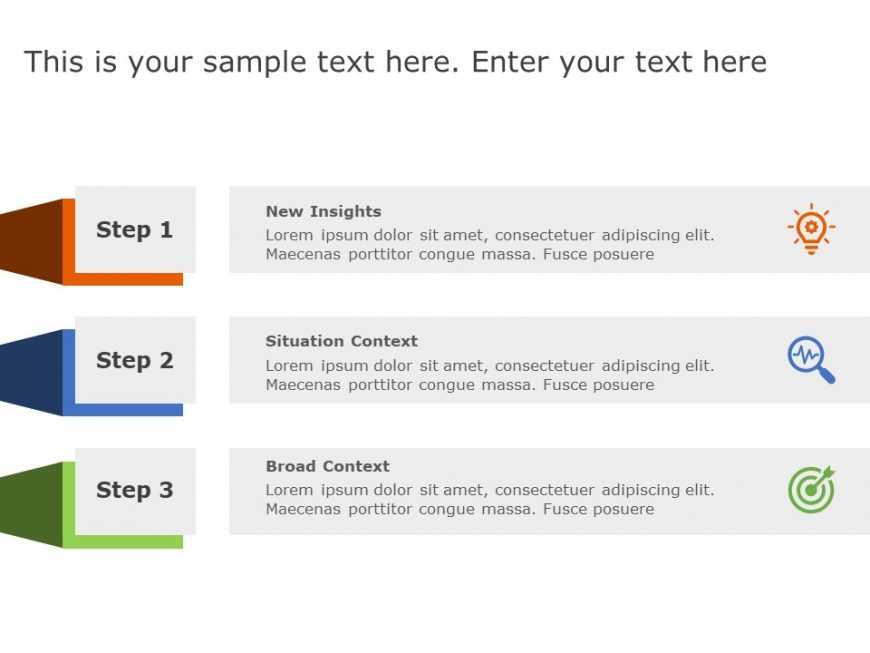 Setting Context Template