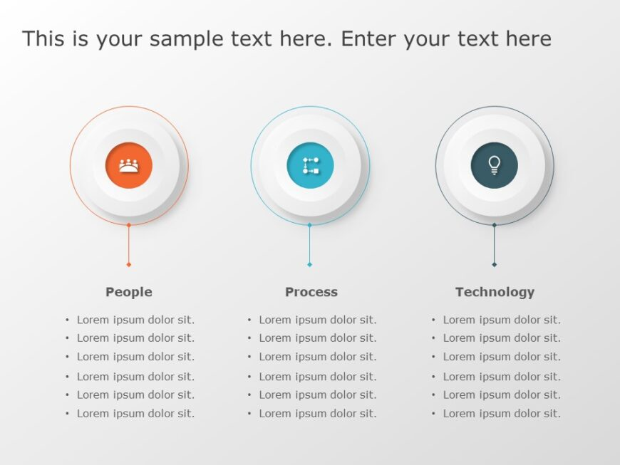 People Process Technology Template