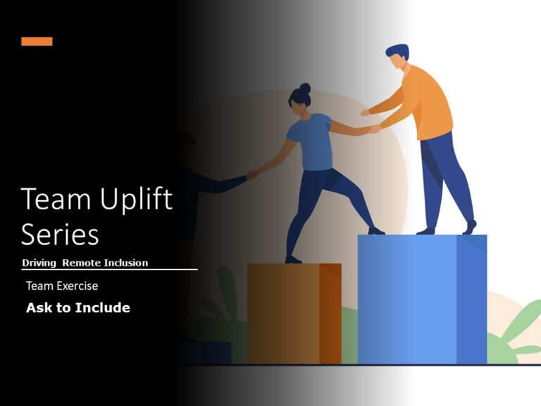 Team UpLift Diversity & Inclusion Exercises