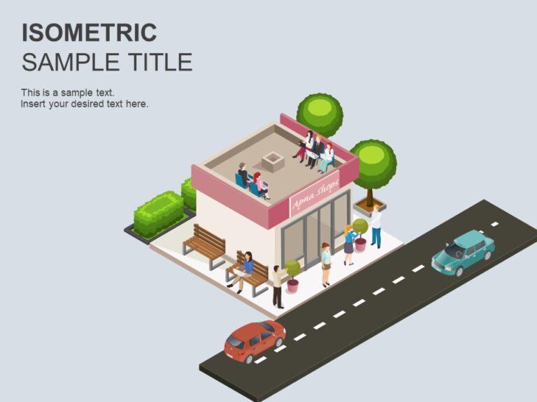 Shop Isometric