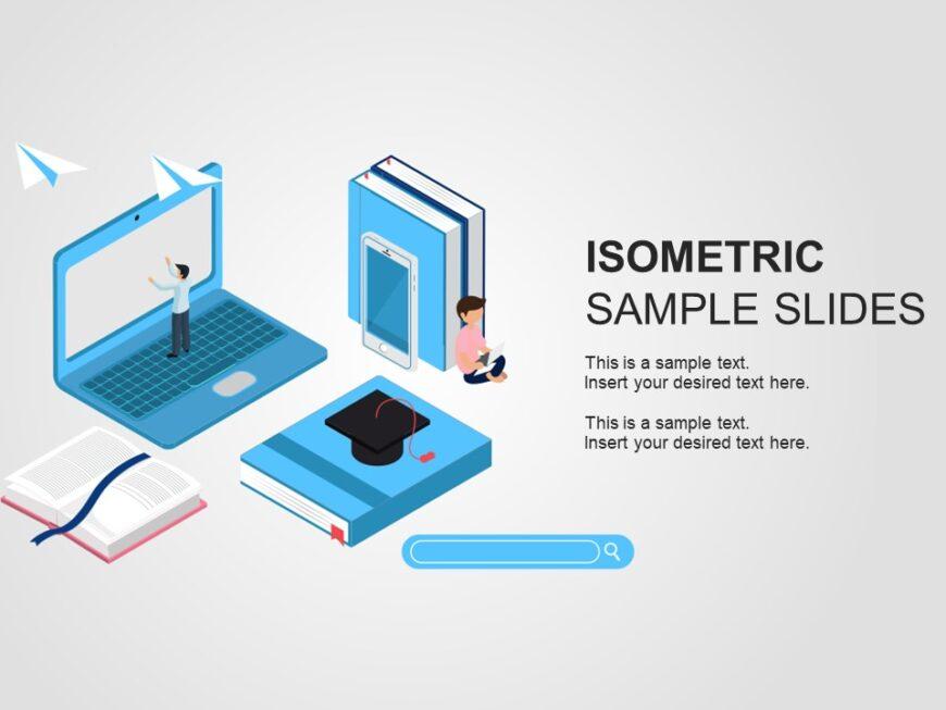 Education Isometric