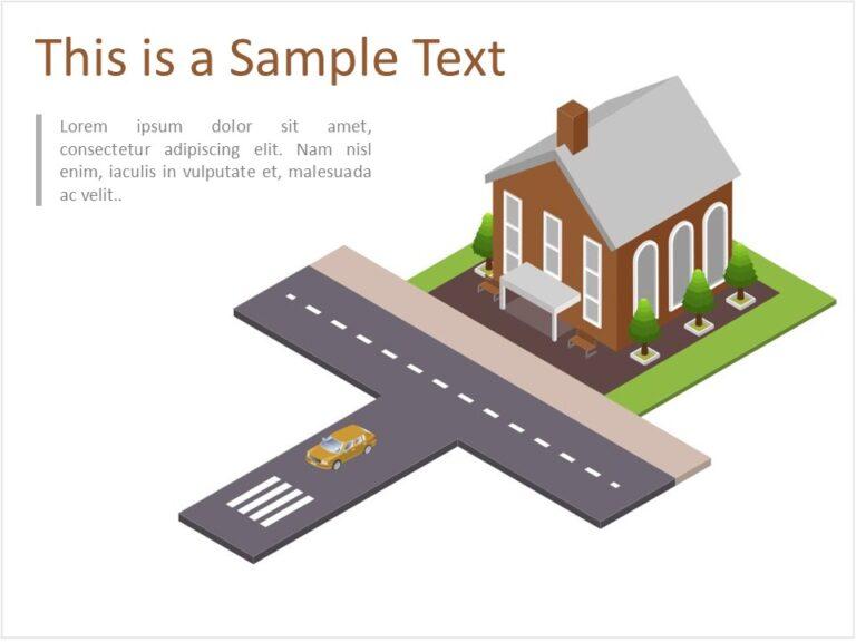 Home Road Isometric