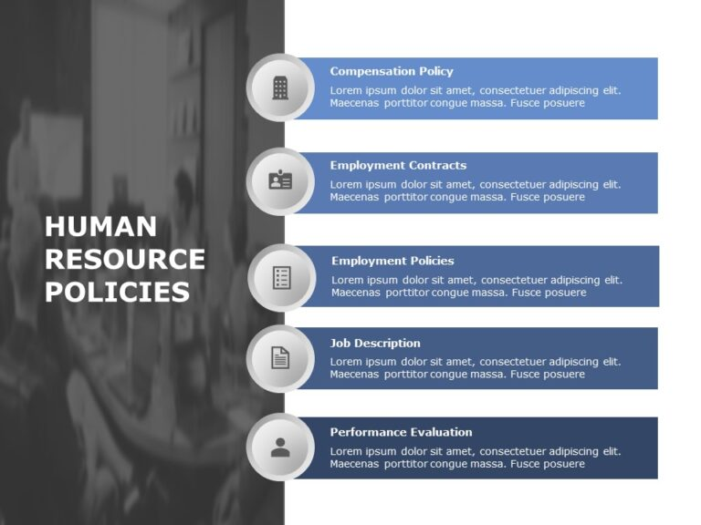 Table of Content HR