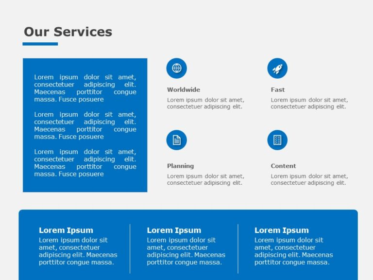 Our Services Offering