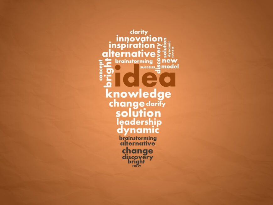 Idea Wordcloud