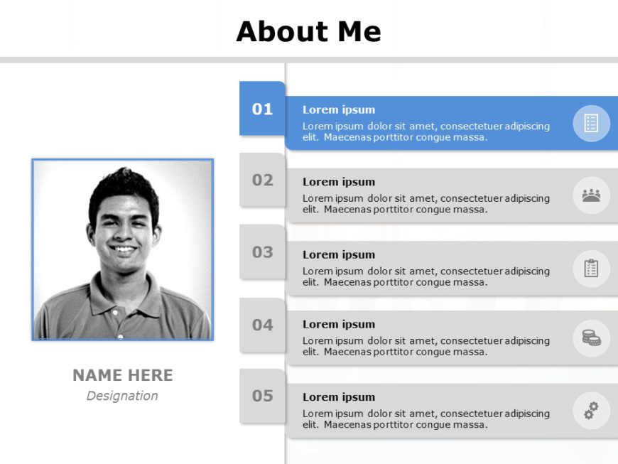 About Me Slide07