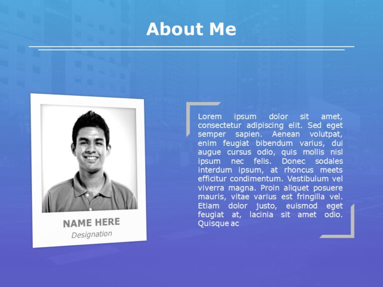 About Me Slide09