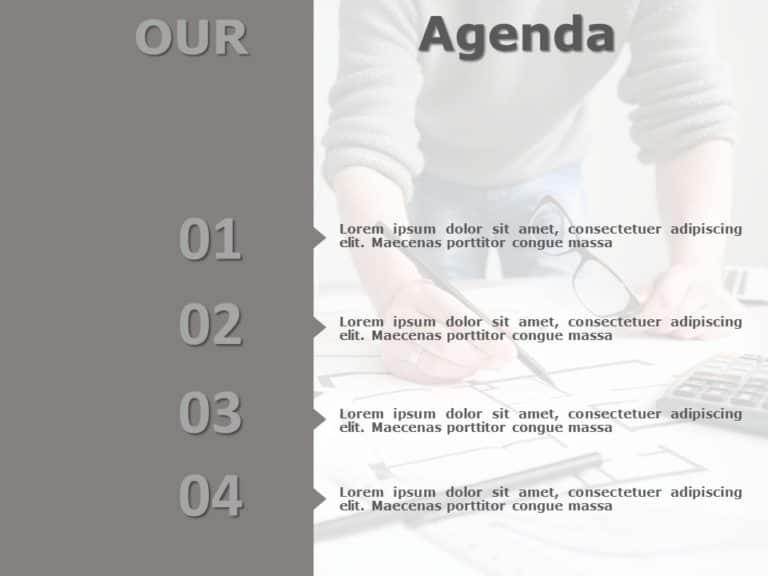 Agenda Slide 18