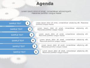 Agenda Slide 19