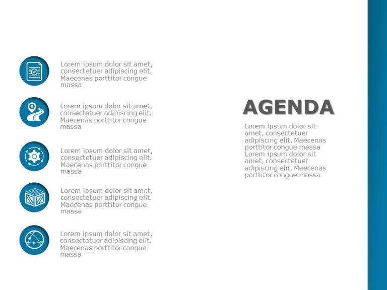 Agenda Slide 22