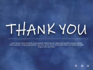 Thank You Slide 02