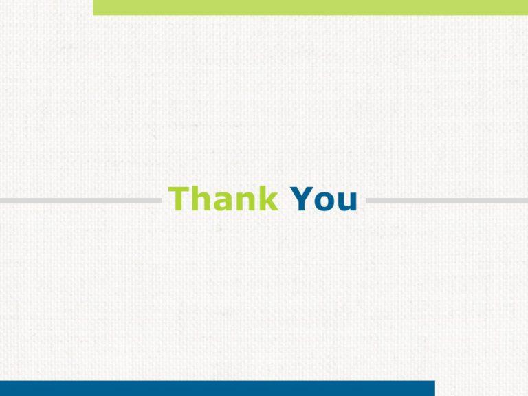 Thank You Slide 12