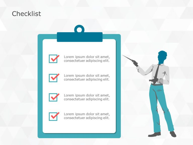 Checklist 03