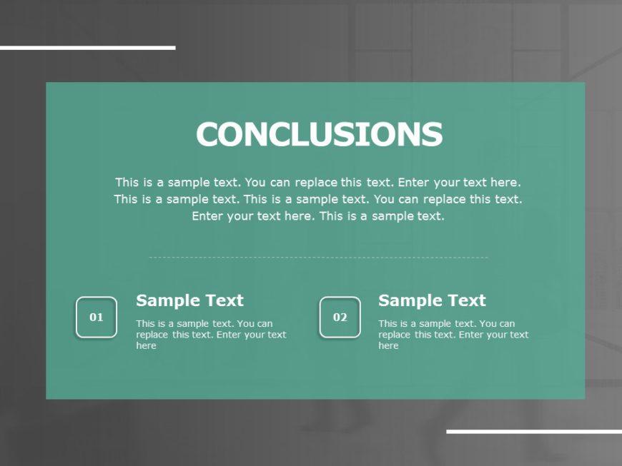 Conclusion Slide 02